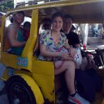 Taxi on the island. I have never felt more unsafe. xD