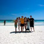 Jammie, Yannic, Jean, Veronika, Maggie and Me