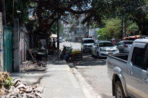 Busy street in Cebu