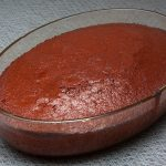 Chocolate cake we made