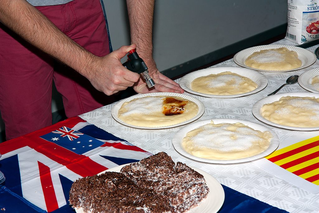 Pancakes from down under.