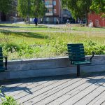 Forever alone bench, where else but Sweden? :)