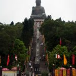 270 steps to the big Buddha