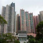 Enormous skyscraper