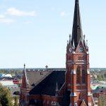Luleaå's church