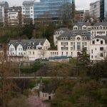 Old mill in Luxembourg.