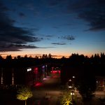 There is no darkness in Luleå during the summer.