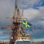 East Indiaman, 18th century ship.