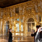 Catherine's palace from inside.
