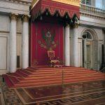 Hermitage throne