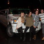 Hummer limo