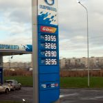 Oil prices in Russia
