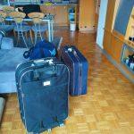 Prepared for the trip