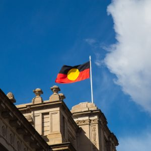Aborigine's flag