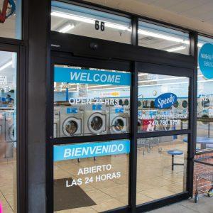 Washing store