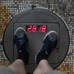 My weight on some star