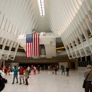 WTC metro station