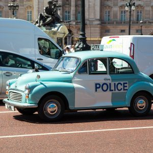 Police car?