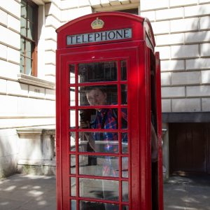 Who uses landline phones anyway?