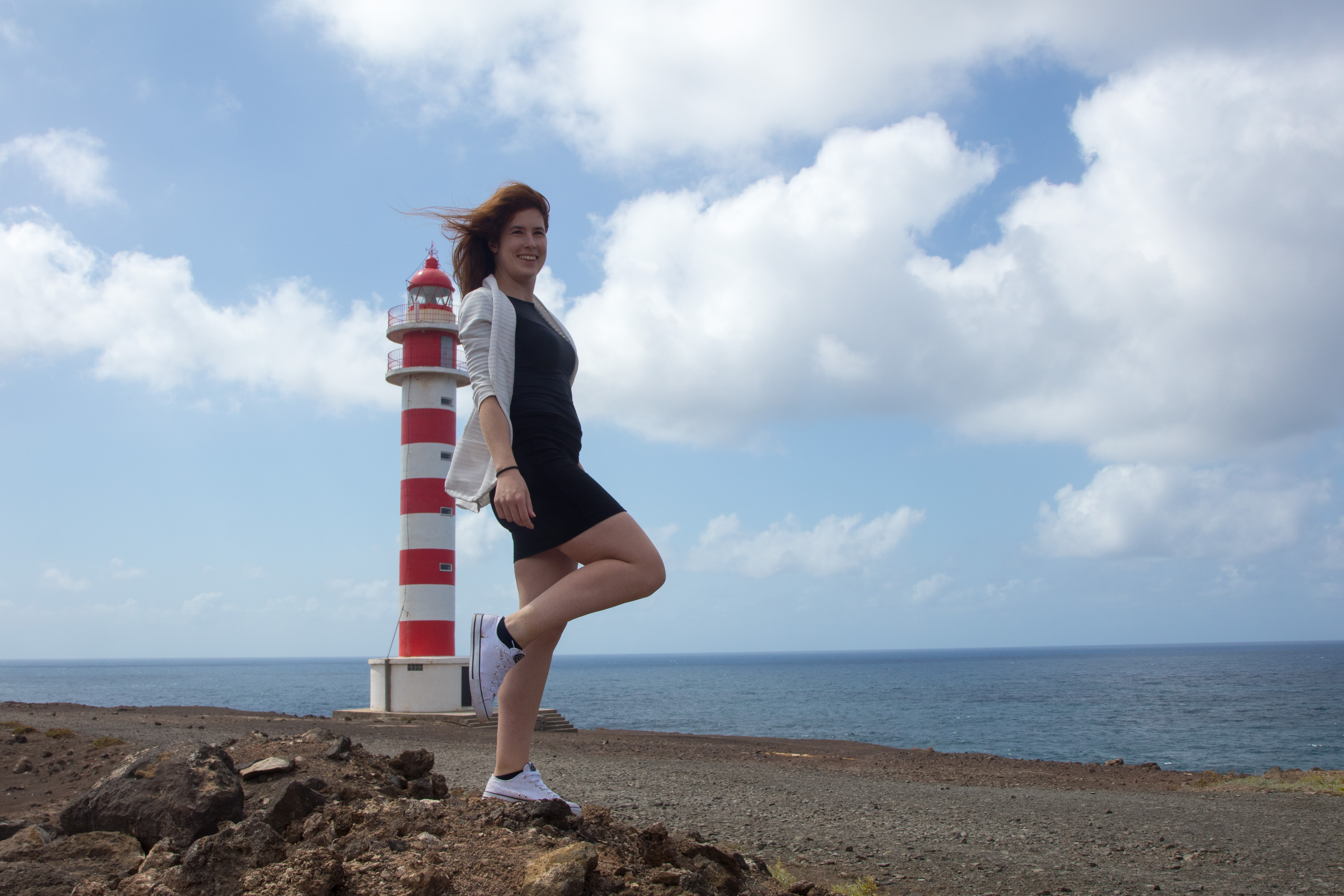 The westernmost point of Gran Canaria.