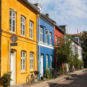 Copenhagen old town