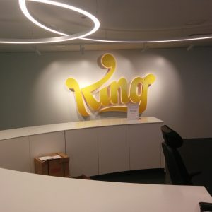 King - The Candy Crush Saga