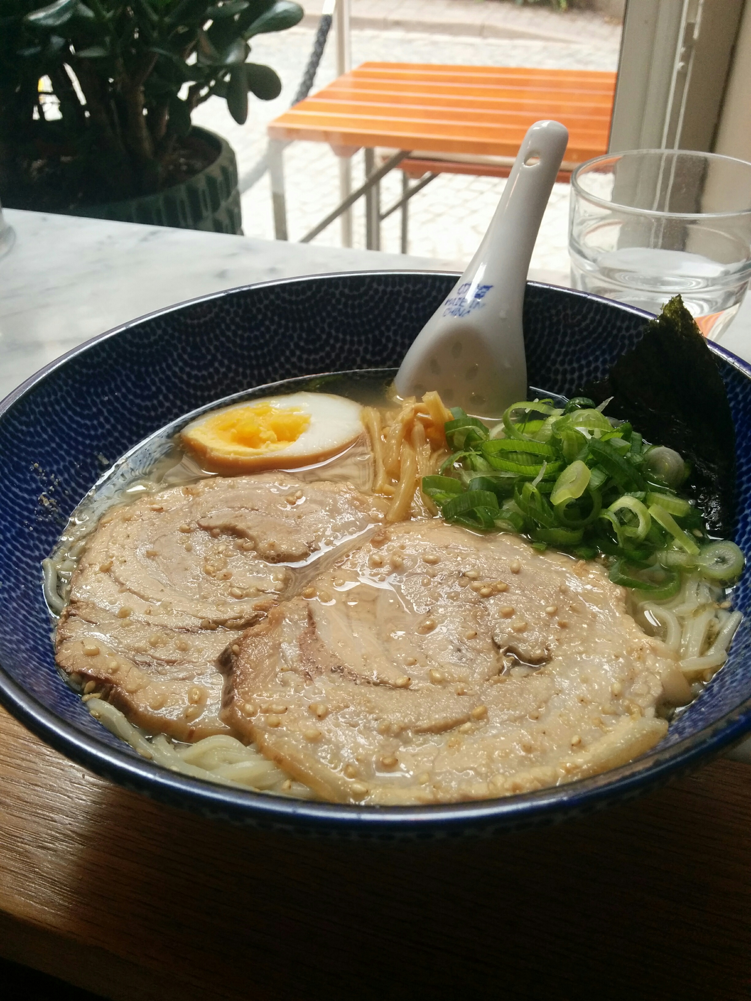Ramen, last time I ate a really good one was in Hong Kong.