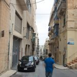 I'm not sure, why anyone would want to drive a car through these narrow streets.
