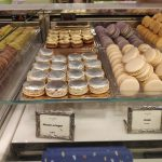 The famous macarons, thats 4.5€ for 1 cookie. :O